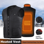 USB Heated Outdoor Vest - VESSII
