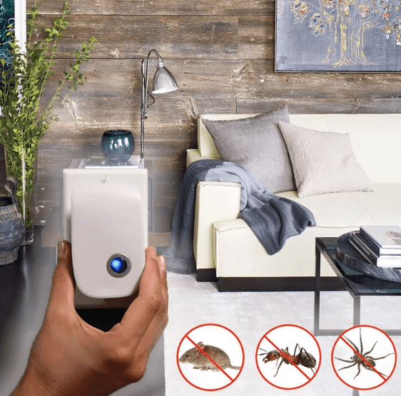Ultrasonic Pest Repellent - VESSII