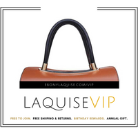 LaquiseVIP | Luxury Accessories & Apparel | Ebony Laquise Boutique