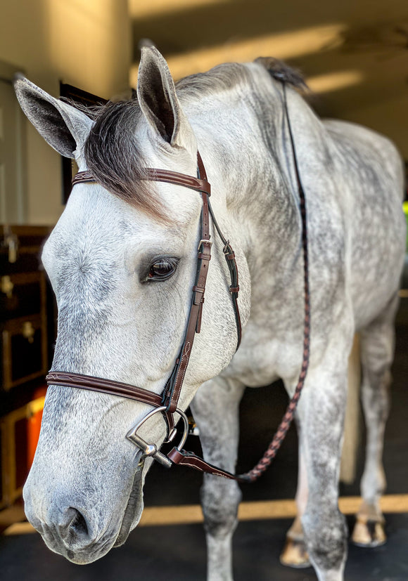 Beval Heritage Fancy Stitch Bridle