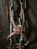 Beval Heritage Figure Eight Fancy Stitch Bridle