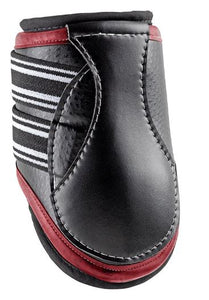 EquiFit D-Teq Black Ostrich Hind Boot