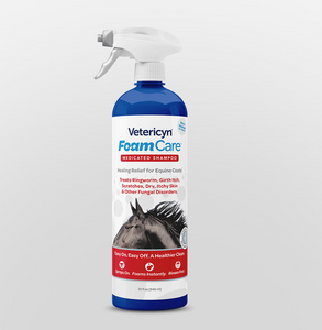 Vetericyn Foam Care Medicated Shampoo