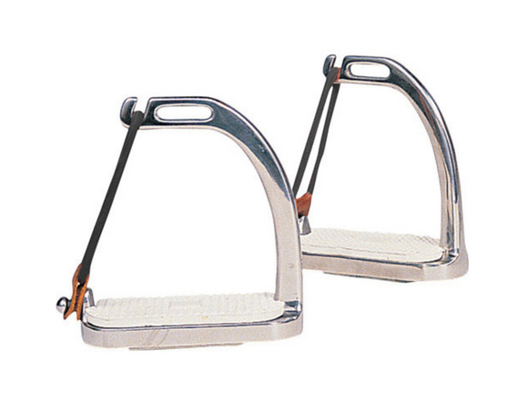 Fillus Peacock Safety Stirrup Irons