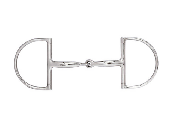 Hunter D-Ring Snaffle Bit