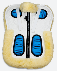Gel-Eze Sheepskin Gel Spot Half Pad