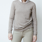 TKEQ Essential Crewneck Sweater