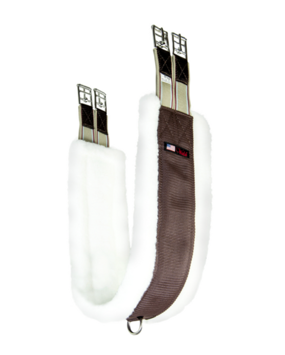 Walsh Fleece Lined Nylon Girth