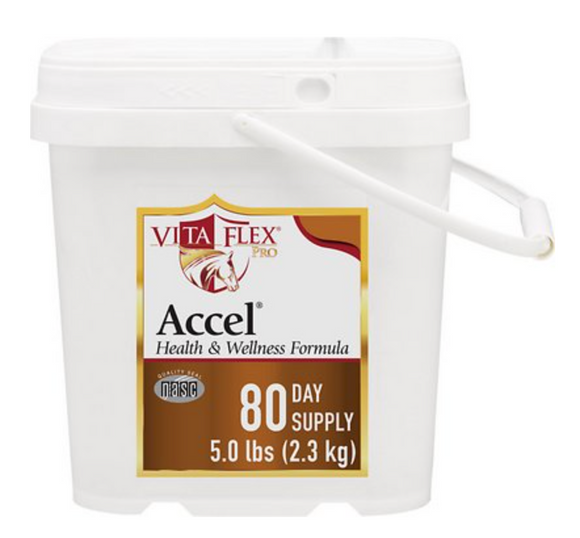 Vita Flex Pro Accel Health & Wellness Formula Pellets Horse Supplement