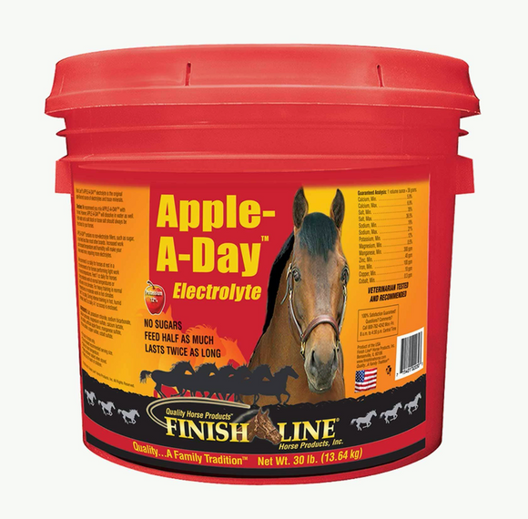 Finish Line Apple-A-Day Electrolytes