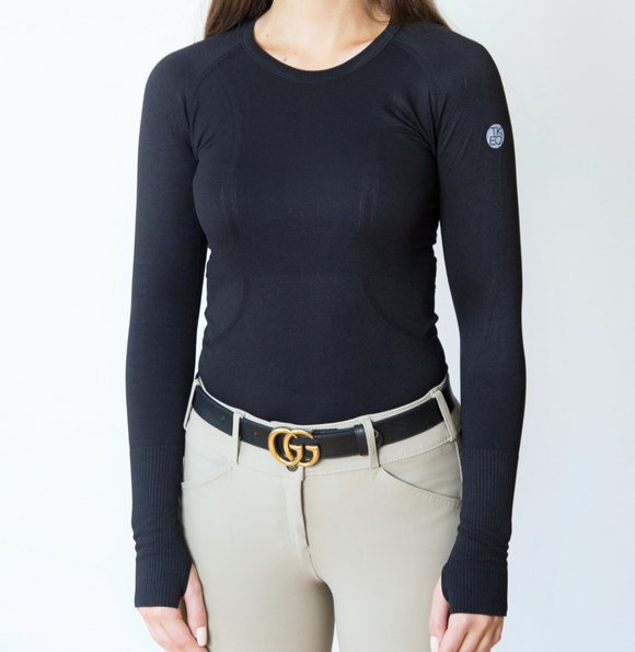 TKEQ Essential Seamless Long Sleeve