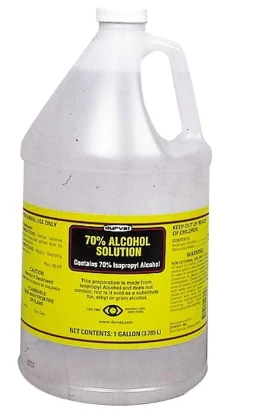 Isopropyl Alcohol 70% Solution