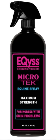 Eqyss Micro Tek Equine Spray Maximum Strength