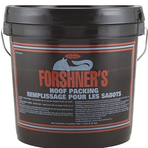 Forshner's Medicated Hoof Packing