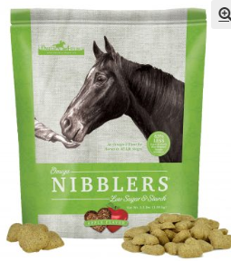 Omega Nibblers Low Sugar & Starch Apple Treats