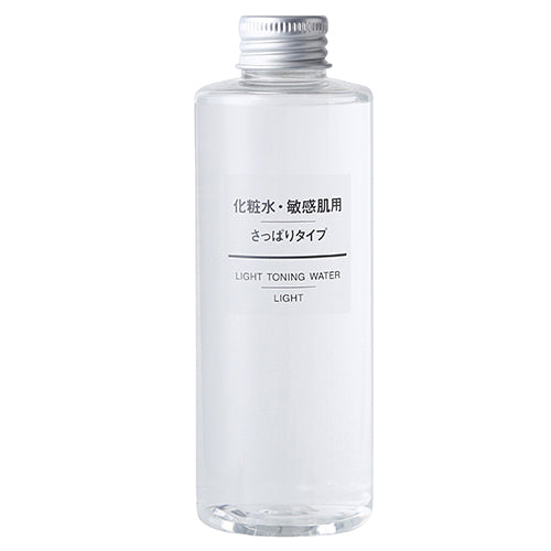 Muji Sensitive Skin Lotion - 200ml - Clear