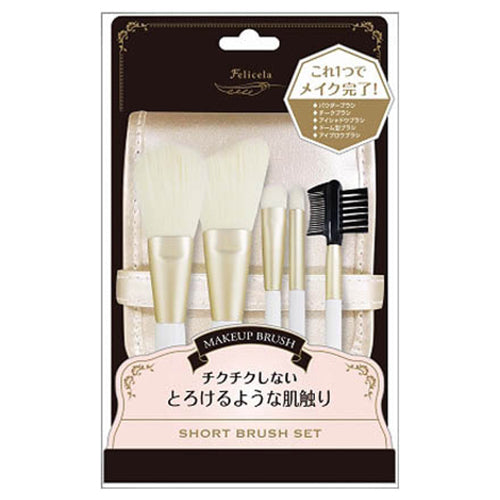 Lucky Wink Felicela Make Brush 5pc Set