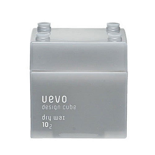 Uevo Design Cube Hair Wax Dry 80g