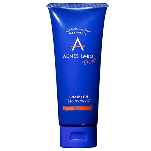 Acnes Labo Medicated Acne Cleansing Gel - 100g