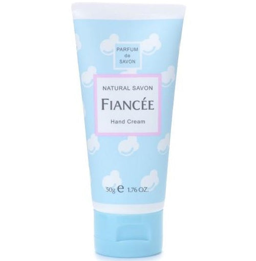 Fiancee Hand Cream 50g - Soap Scent - Harajuku Culture Japan - Japanease Products Store Beauty and Stationery