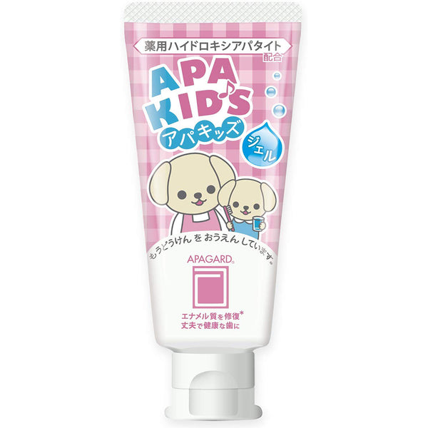 Apagard Tooth Gel For Kid's - 60g