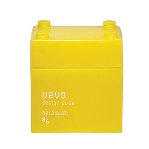 Uevo Design Cube Hair Wax Hard 80g