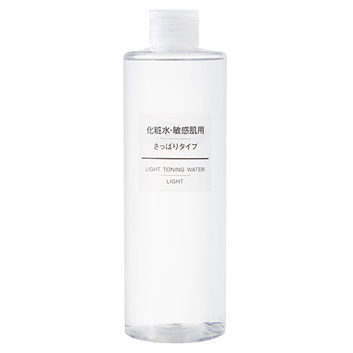 Muji Sensitive Skin Lotion - 400ml - Clear