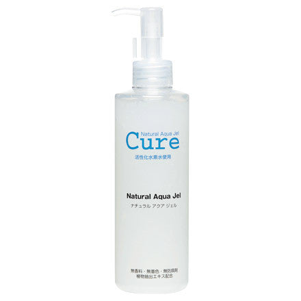 Cure Natural Aqua Gel 250Ml - Best Selling Exfoliator In Japan - Harajuku Culture Japan - Beauty Products Store
