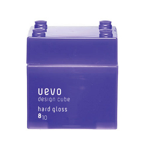 Uevo Design Cube Hair Wax Hard Gloss 80g - Harajuku Culture Japan - Beauty Products Store