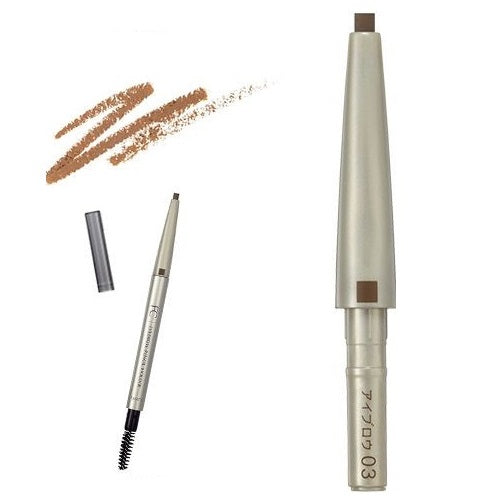 Fancl Smooth Touch Eye Brow Pencil (Refill) - Light Brown - Harajuku Culture Japan - Japanease Products Store Beauty and Stationery