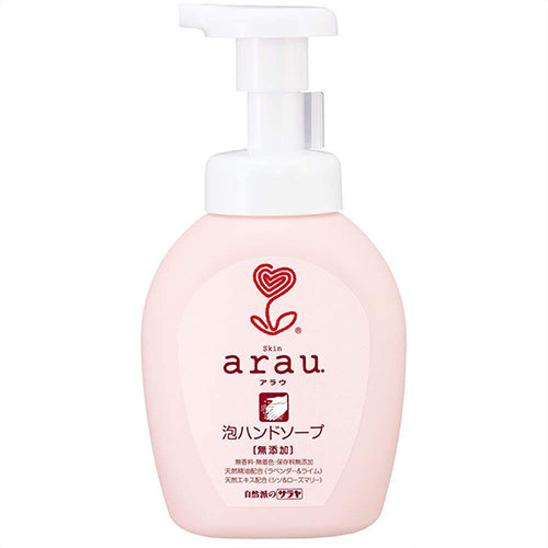 Arau Bubble Hand Soap - 300ml - Harajuku Culture Japan - Beauty Products Store