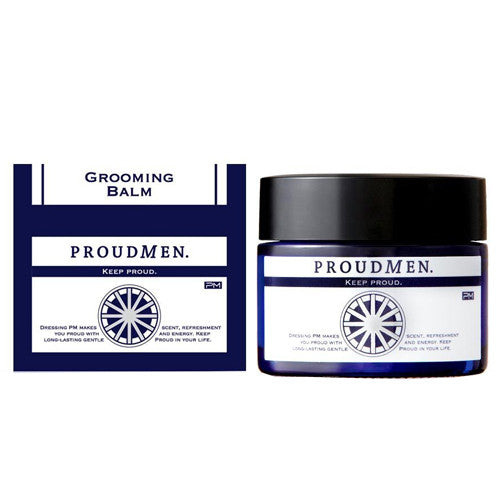Proud Men Grooming Balm 40g - Citrus - Harajuku Culture Japan - Beauty Products Store
