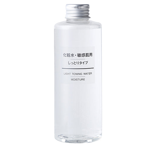 Muji Sensitive Skin Lotion - 200ml - Moist