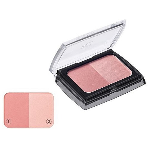 Fancl Styling Cheek Palette (Case On) - Healthy Pink - Harajuku Culture Japan - Beauty Products Store