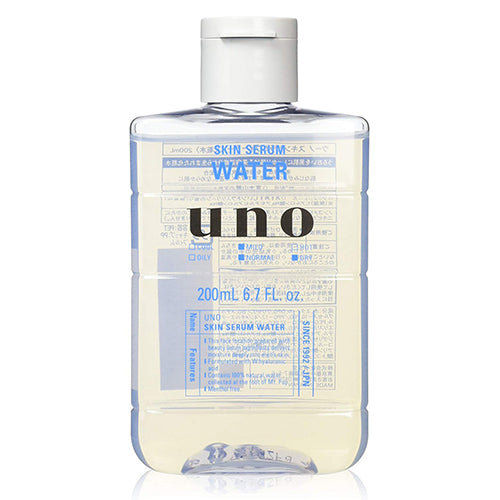 Shiseido UNO Skin Serum Water Men's Skin Lotion - 200ml