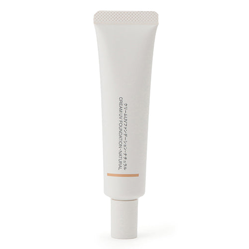 Muji Cream UV Foundation SPF31/PA+++ - 30g - Natural