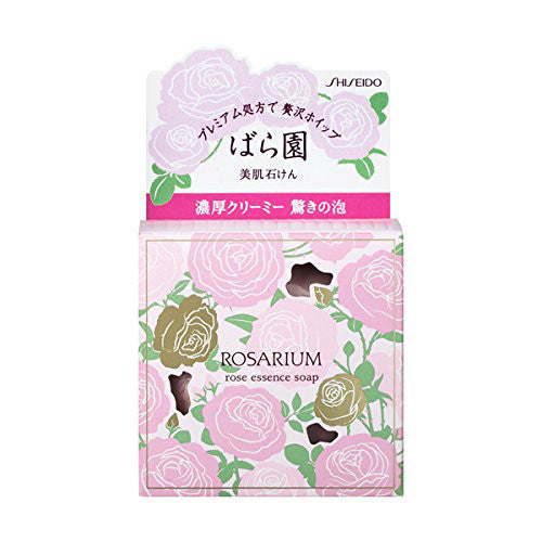 Shiseido Baraen Rose Essence Soap RX 100g
