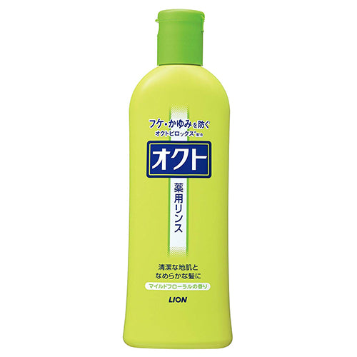Oct Medicated Rince - 320ml - Harajuku Culture Japan - Beauty Products Store