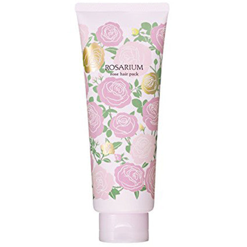 Shiseido Baraen Rose Hair Pack - 220g - Harajuku Culture Japan - Japanease Products Store Beauty and Stationery