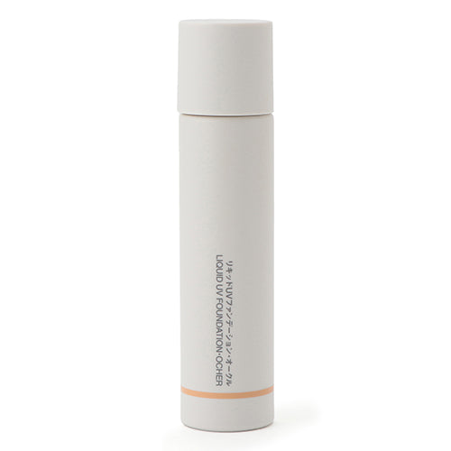 Muji Liquid UV Foundation SPF27/PA++ -30ml - Ocher