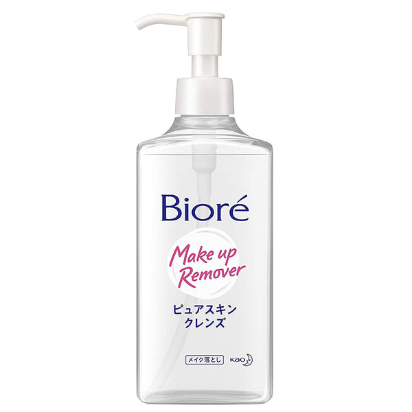 Biore Make-up Remover Pure Skin Cleans - 230ml