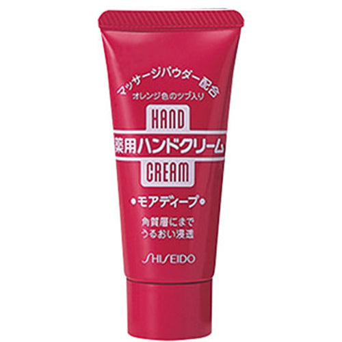 Shiseido Medicinal More Deep Hand Cream 30g - Harajuku Culture Japan - Japanease Products Store Beauty and Stationery