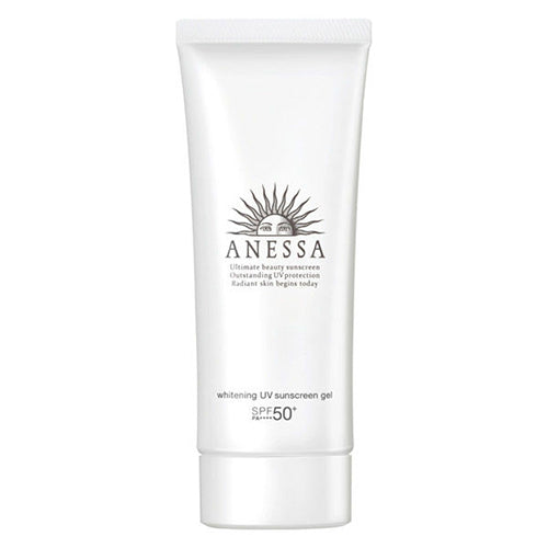 Shiseido Anessa Whitening UV Gel AA SPF50+/PA+++ 90g - Harajuku Culture Japan - Beauty Products Store