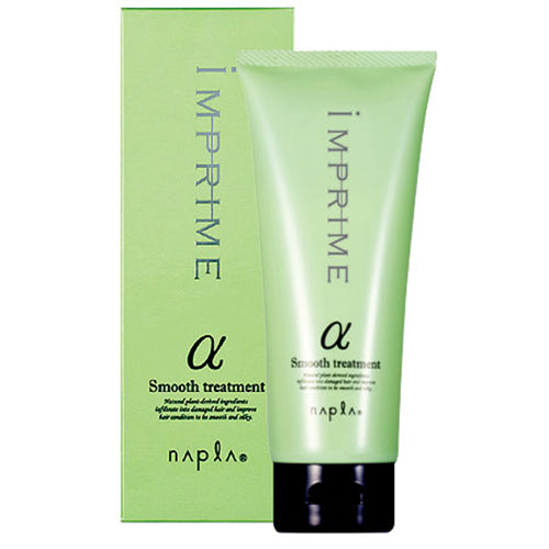 Napla Imprime Treatment Alpha 200g -Silky Smooth - Harajuku Culture Japan - Japanease Products Store Beauty and Stationery