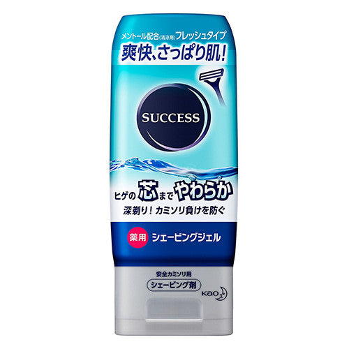 Success Shaving Gel Freash - 180g - Harajuku Culture Japan - Japanease Products Store Beauty and Stationery
