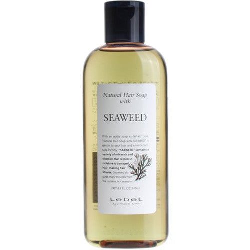 Lebel Natural Hair Soap Seaweed - 240ml