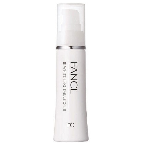 Fancl Whitening Skin Emulsion 30ml - Moist - Harajuku Culture Japan - Beauty Products Store
