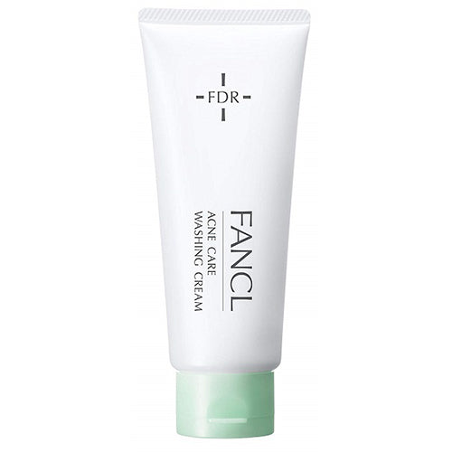 Fancl FDR Acne Care Face Wash Cream 90g