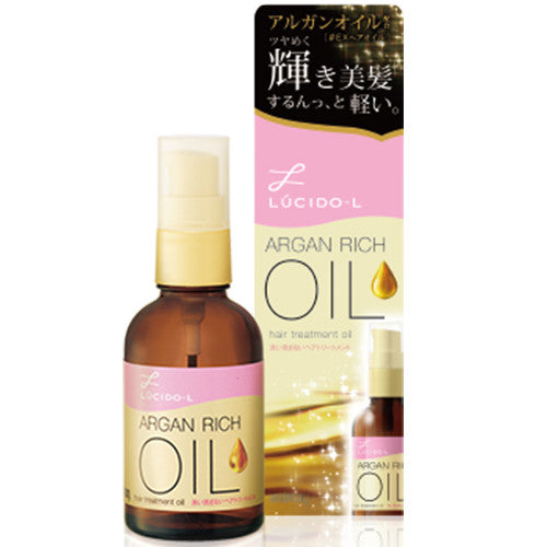 Lucido-L Angal Rich Oil Hiar Treatment Oil 60ml - Harajuku Culture Japan - Beauty Products Store