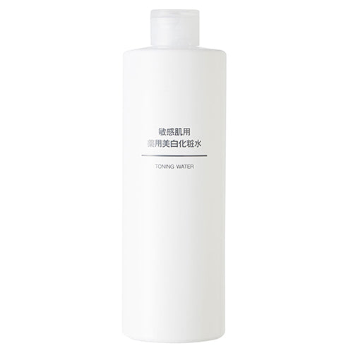 Muji Sensitive Skin Medicated Whitening Lotion - 400ml